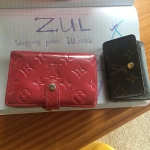 💯 authentic lv wallets